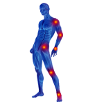 Icon for musculoskeletal system